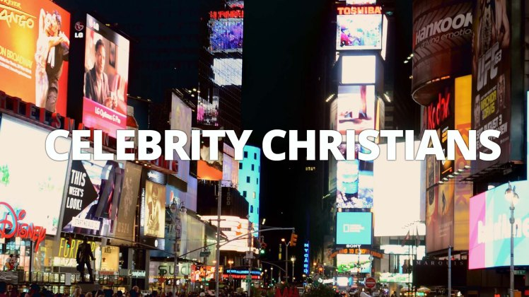 celebrityChristians